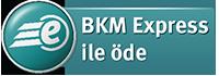 BKM Express ile öde
